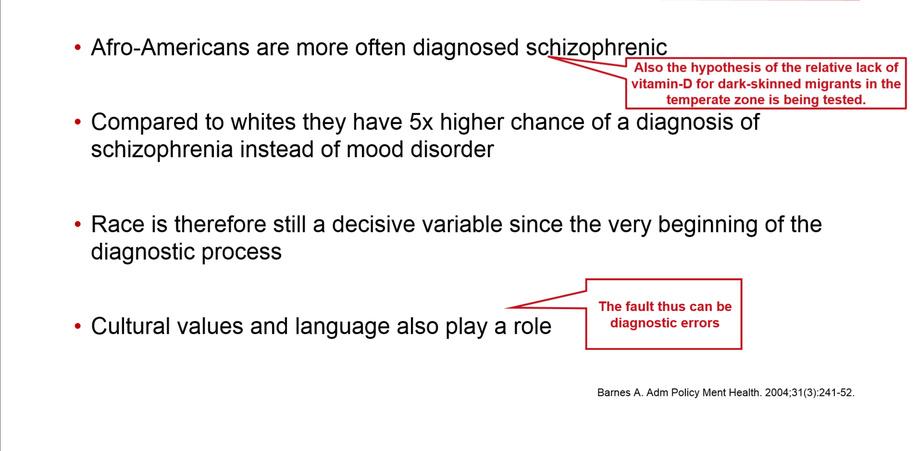 Schizophrenia across cultures | Progress In Mind