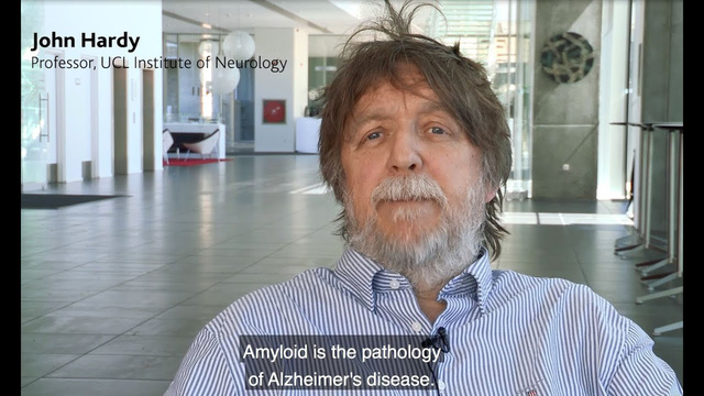Professor John Hardy discusses key genes identified in AD and PD