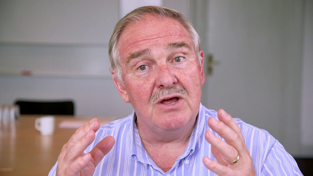 Depression in the work place - Interview with David Nutt